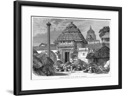 India Puri Jaganath--Framed Giclee Print