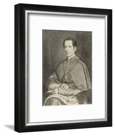 Pope Leo XIII--Framed Giclee Print