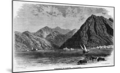Montenegro Perastro--Mounted Giclee Print
