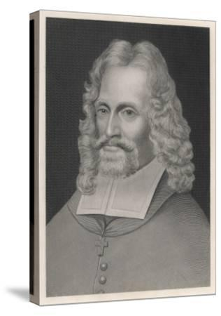 Oliver Plunkett--Stretched Canvas Print