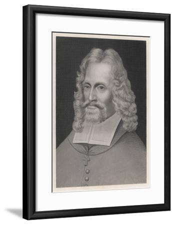 Oliver Plunkett--Framed Giclee Print