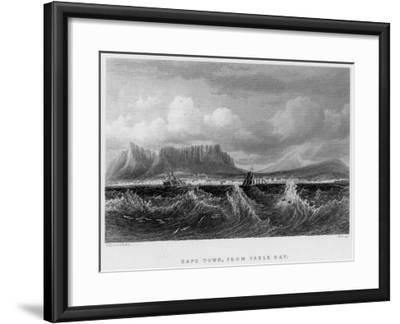 South Africa Cape Town--Framed Giclee Print