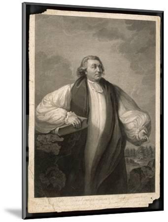 Samuel Seabury--Mounted Giclee Print