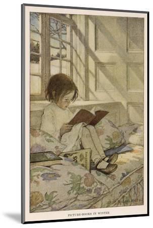 Stevenson Poems--Mounted Giclee Print