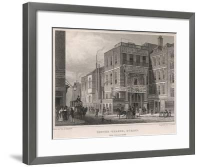 The Strand, London, England--Framed Giclee Print