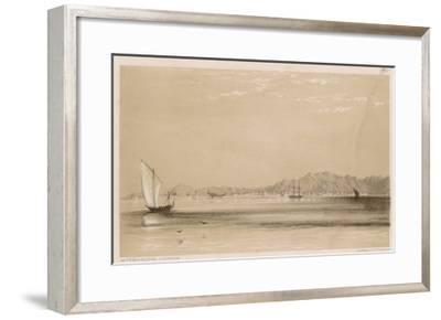 Yanbu, Saudi Arabia--Framed Giclee Print