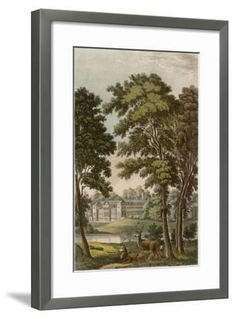 Woburn Abbey, Bedfordshire: Seat of the Duke of Bedford--Framed Giclee Print