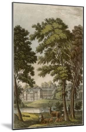 Woburn Abbey, Bedfordshire: Seat of the Duke of Bedford--Mounted Giclee Print
