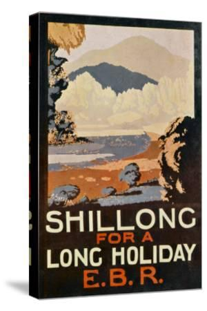 Visit Shillong, India for a Long Holiday--Stretched Canvas Print