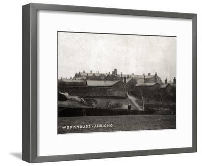 Bury Union Workhouse, Jericho, Lancashire-Peter Higginbotham-Framed Premium Photographic Print