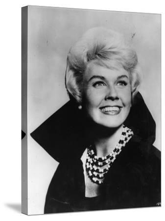 Doris Day--Stretched Canvas Print