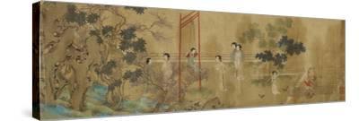 Album--Stretched Canvas Print