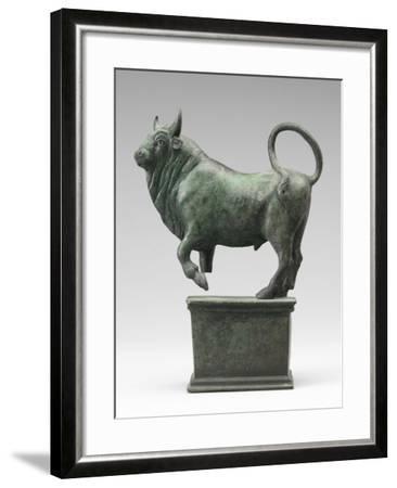 Taureau Apis--Framed Giclee Print
