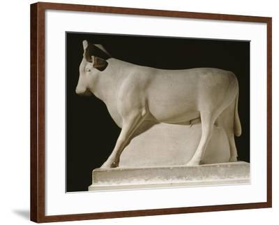 Taureau Apis provenant du Serapeum de Memphis--Framed Giclee Print