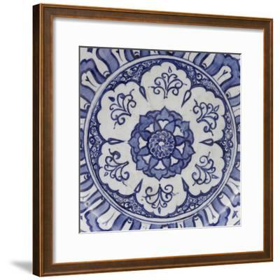 Coupe aux fleurons--Framed Giclee Print