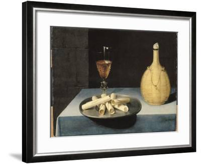 Le dessert de gaufrettes-Lubin Baugin-Framed Giclee Print