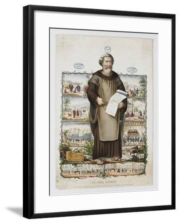 Le père Soubise--Framed Giclee Print