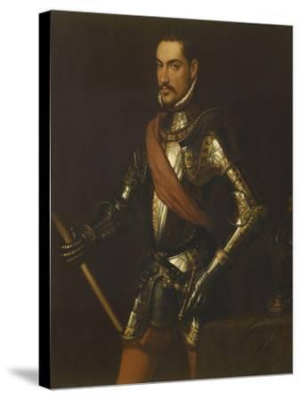 Fernando Alvarez De Toledo (1507-1582), Duke of Alba-Louis Coblitz-Stretched Canvas Print