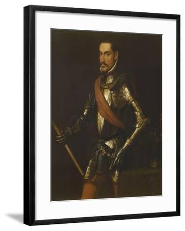 Fernando Alvarez De Toledo (1507-1582), Duke of Alba-Louis Coblitz-Framed Giclee Print