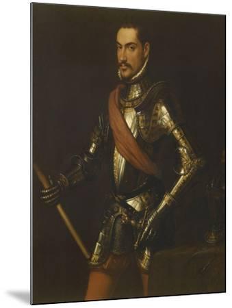 Fernando Alvarez De Toledo (1507-1582), Duke of Alba-Louis Coblitz-Mounted Giclee Print