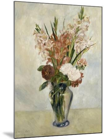 Glaïeuls-Pierre-Auguste Renoir-Mounted Giclee Print