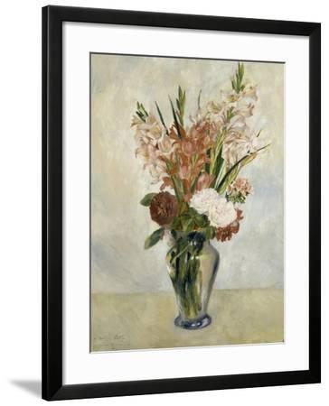 Glaïeuls-Pierre-Auguste Renoir-Framed Giclee Print