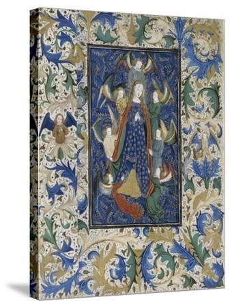 Assomption de la Vierge--Stretched Canvas Print
