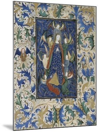 Assomption de la Vierge--Mounted Giclee Print