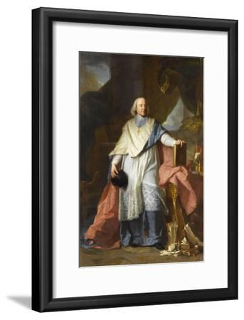 Jacques Benigne Bossuet (1627-1704)-Hyacinthe Rigaud-Framed Giclee Print