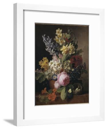 Bouquet-Jan Frans van Dael-Framed Giclee Print