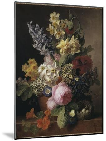 Bouquet-Jan Frans van Dael-Mounted Giclee Print