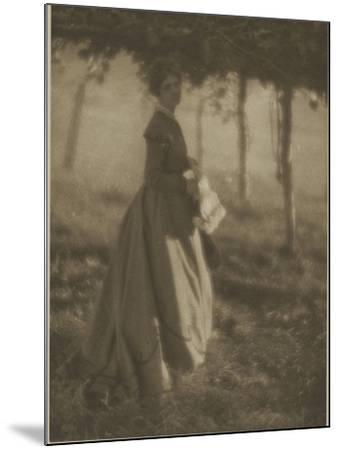 Camera Work July.1908 : the Arbor-Clarence White-Mounted Giclee Print