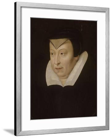Catherine de Médicis, reine de France--Framed Giclee Print