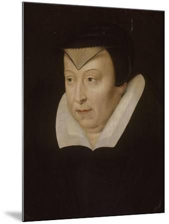 Catherine de Médicis, reine de France--Mounted Giclee Print