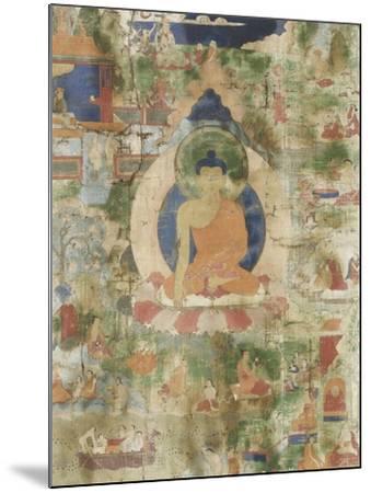Vie de Budha--Mounted Giclee Print