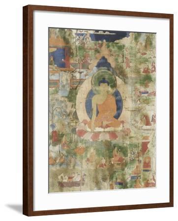 Vie de Budha--Framed Giclee Print
