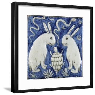 Lot de carreaux--Framed Giclee Print
