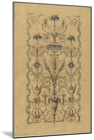 Monographie du palais de Fontainebleau : Cabinet de la Salle du Conseil-Rodolphe Pfnor-Mounted Giclee Print