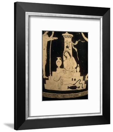 Péliké lucanienne--Framed Giclee Print