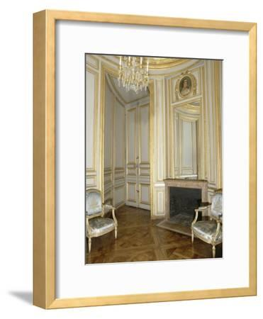 Opéra royal du château de Versailles : le boudoir du Roi--Framed Giclee Print