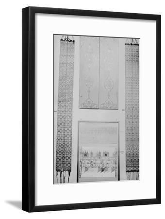 Volets peints et ceintures de Fès--Framed Giclee Print