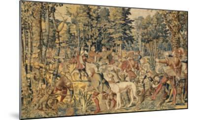 """Les Chasses de Maximilien dites """"Belles chasses de Guise""""-Orley Barend Van-Mounted Giclee Print"""
