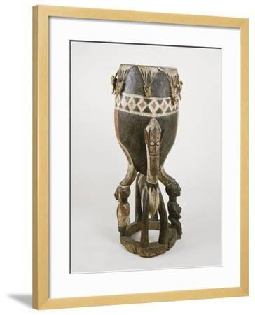 Tambour Timba--Framed Giclee Print