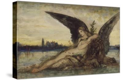 Venise-Gustave Moreau-Stretched Canvas Print