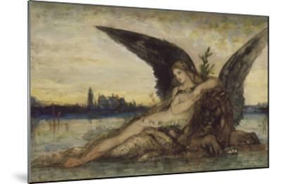 Venise-Gustave Moreau-Mounted Giclee Print