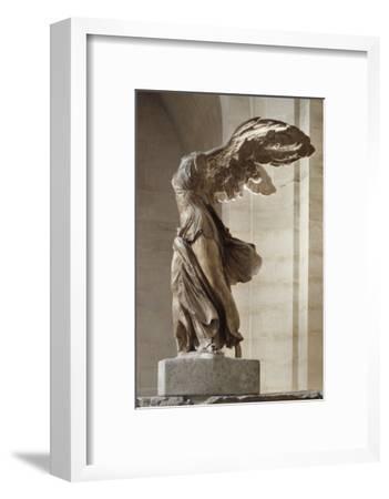 Victoire de Samothrace--Framed Giclee Print