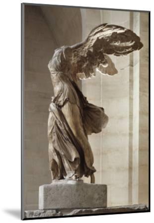Victoire de Samothrace--Mounted Giclee Print