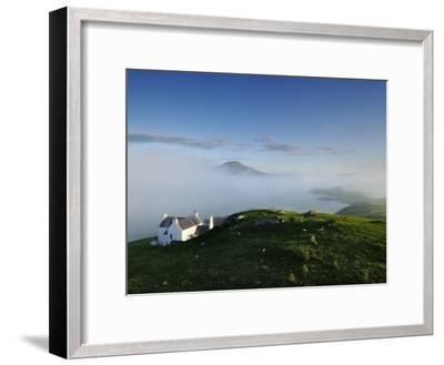 A Small Inn in the Village of Timsgarry-Jim Richardson-Framed Photographic Print