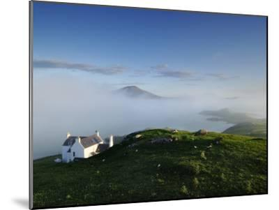A Small Inn in the Village of Timsgarry-Jim Richardson-Mounted Photographic Print