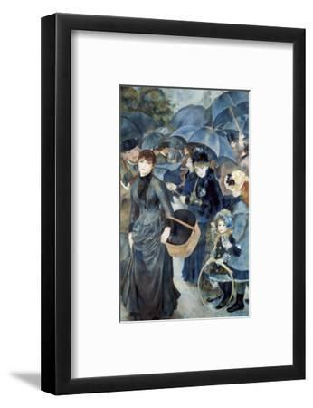 The Umbrellas-Pierre-Auguste Renoir-Framed Premium Giclee Print